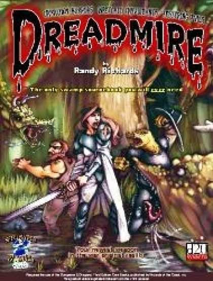 Role Playing Games - Dreadmire