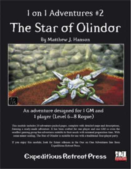 Role Playing Games - 1 on 1 Adventures #2: The Star of Olindor