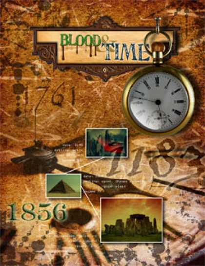 Role Playing Games - Blood and Time