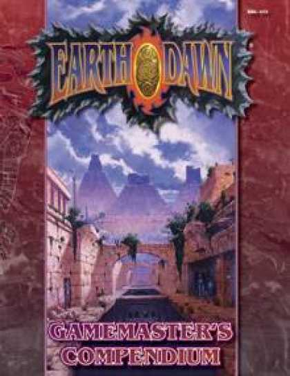 Role Playing Games - Earthdawn Gamemaster's Compendium