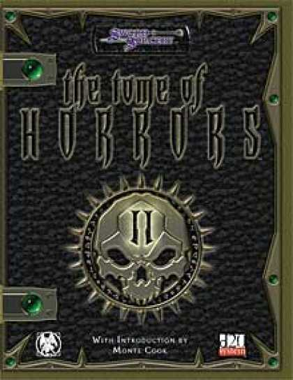 Role Playing Games - Tome Of Horrors II
