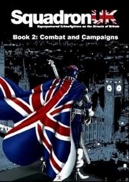 Role Playing Games - Squadron UK - Rulebook 2 - Combat and Campaigns