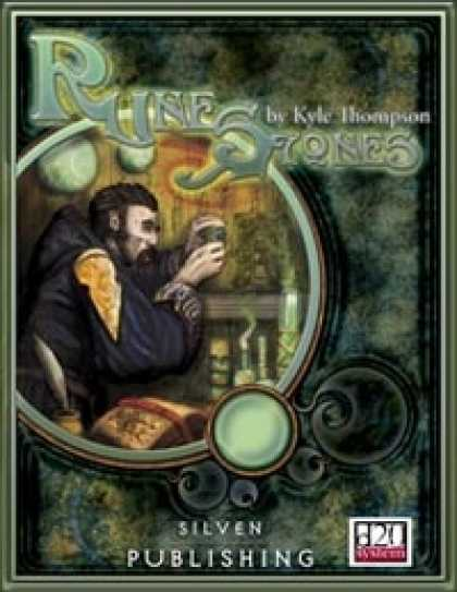 Role Playing Games - Kori?n?s Magical Compendium: Runestones