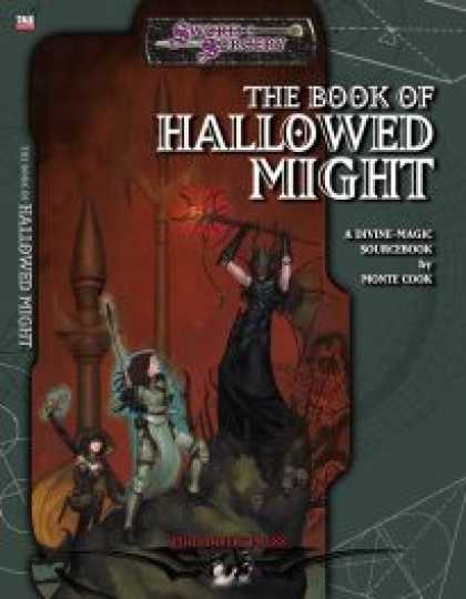 Role Playing Games - Book of Hallowed Might