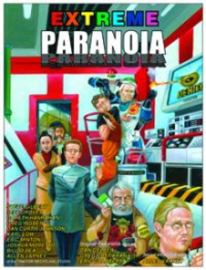 Role Playing Games - Extreme Paranoia
