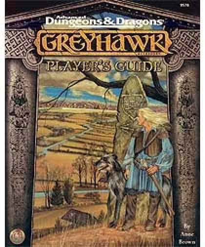 Role Playing Games - Greyhawk Player's Guide