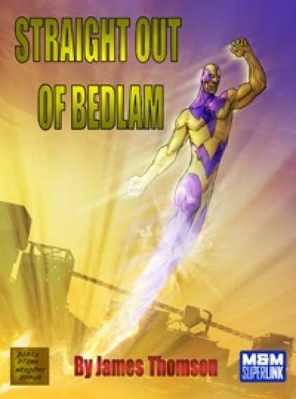 Role Playing Games - Straight Out of Bedlam