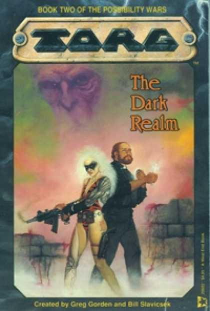 Role Playing Games - The Dark Realm: Book Two of the Possibility Wars