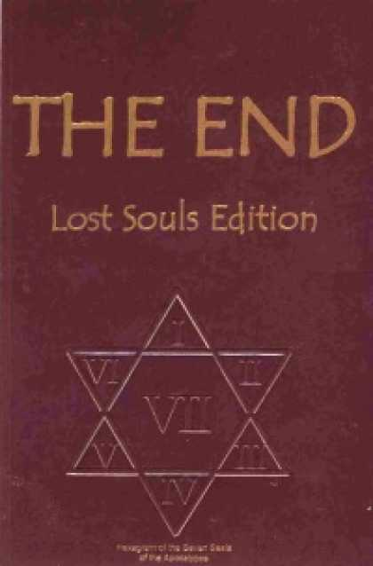 Role Playing Games - The End: Lost Souls Edition