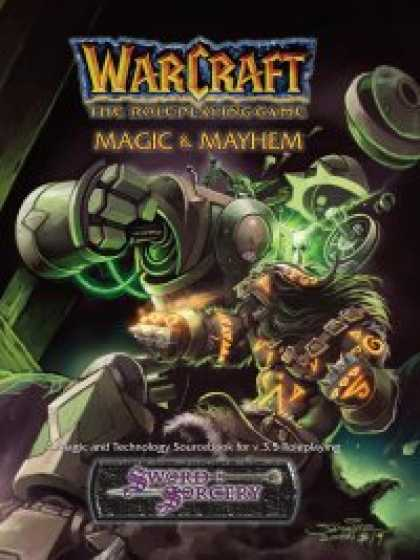 Role Playing Games - WarCraft: Magic & Mayhem