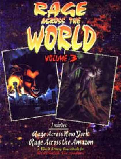 Role Playing Games - Rage Across the World Volume 3