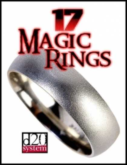 Role Playing Games - 17 Magic Rings