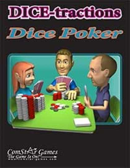 Role Playing Games - DICE-tractions - Dice Poker