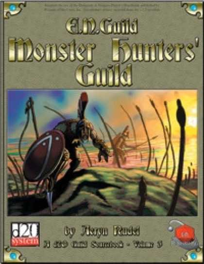 Role Playing Games - E.N. Guilds - Monster Hunters' Guild