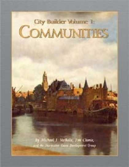 Role Playing Games - City Builder Volume 1: Communities