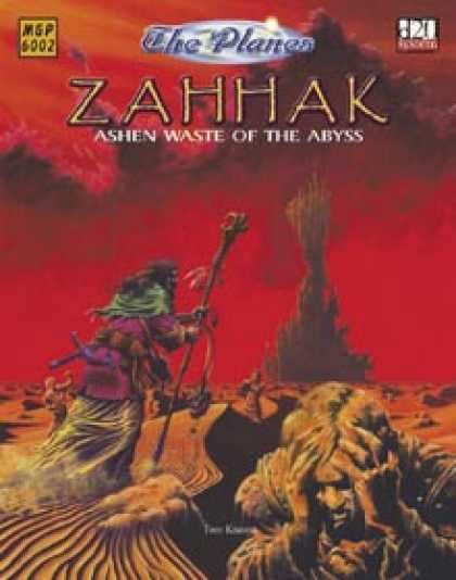 Role Playing Games - The Planes - Zahhak