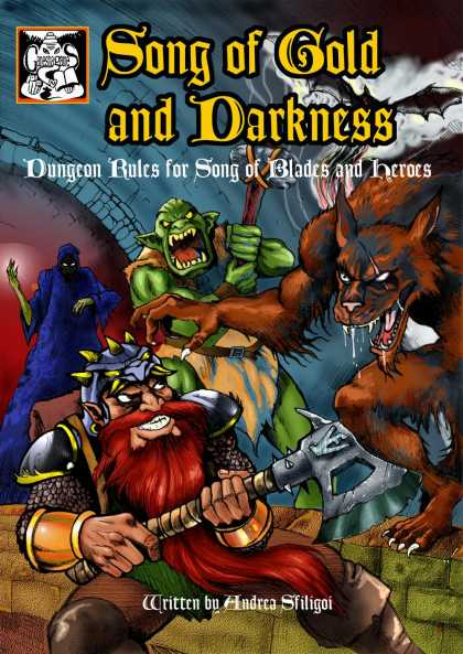 Role Playing Games - Song of Gold and Darkness
