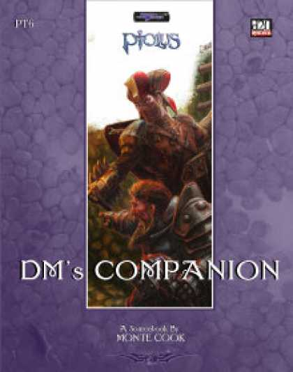 Role Playing Games - Ptolus: DM's Companion