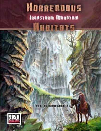 Role Playing Games - Ironstorm Mountain