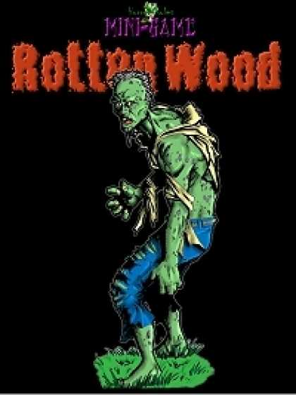 Role Playing Games - Rotten Wood: Horror Rules Mini-Game #1