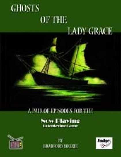 Role Playing Games - Ghosts of the Lady Grace