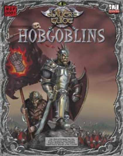 Role Playing Games - Slayer's Guide to Hobgoblins