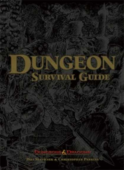 Role Playing Games - Dungeon Survival Guide