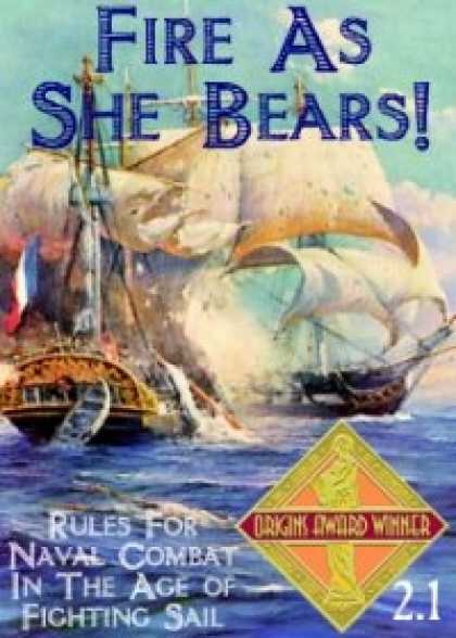 Role Playing Games - Fire As She Bears! 2nd Edition (2.1)