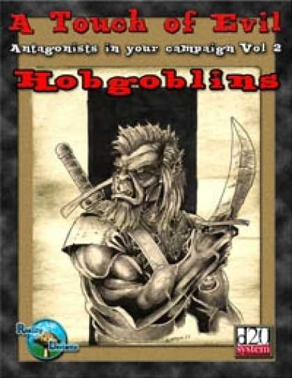 Role Playing Games - RDP: A Touch of Evil, Volume 2: Hobgoblins