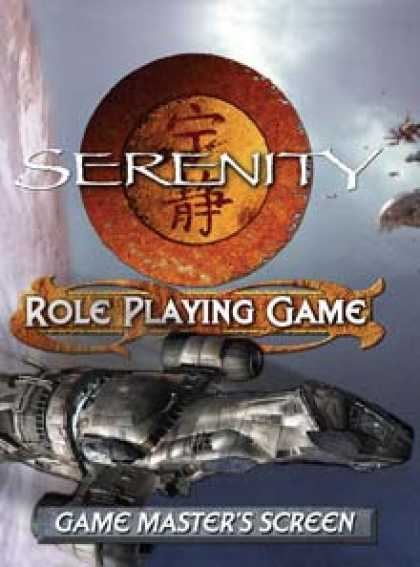 Role Playing Games - Serenity Game Master's Screen