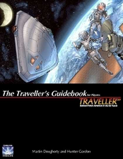Role Playing Games - Traveller's Guidebook for Players