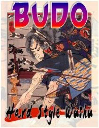 Role Playing Games - BUDO: Hard Style Wushu