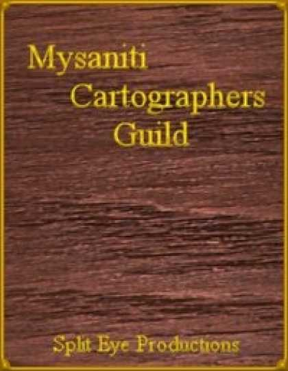 Role Playing Games - Mysaniti Cartographers Guild 2003 Annual