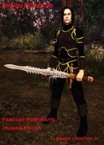 Role Playing Games - Fantasy Portraits: Human Males