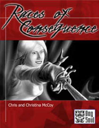 Role Playing Games - Races of Consequence