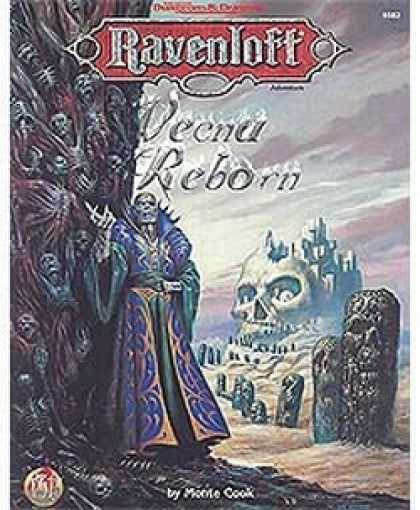 Role Playing Games - Vecna Reborn