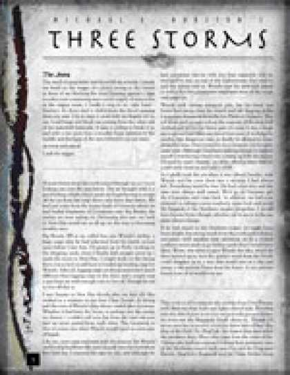 Role Playing Games - Ave Molech - Journals - Volume 5