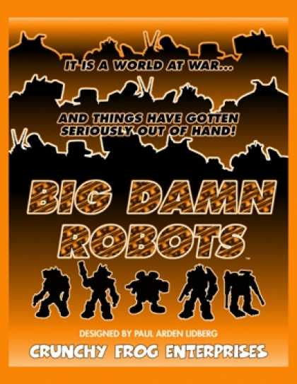 Role Playing Games - Big Damn Robots
