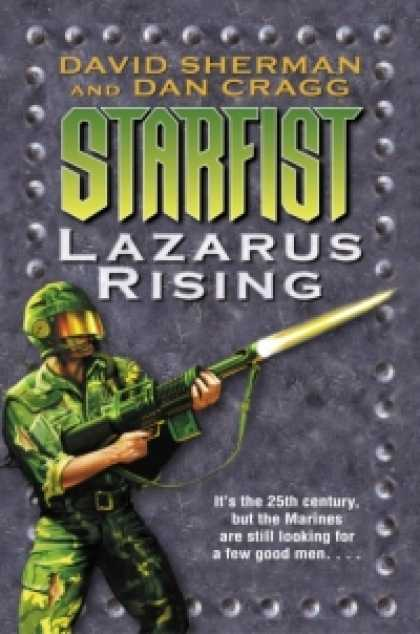 Role Playing Games - Starfist: Lazarus Rising