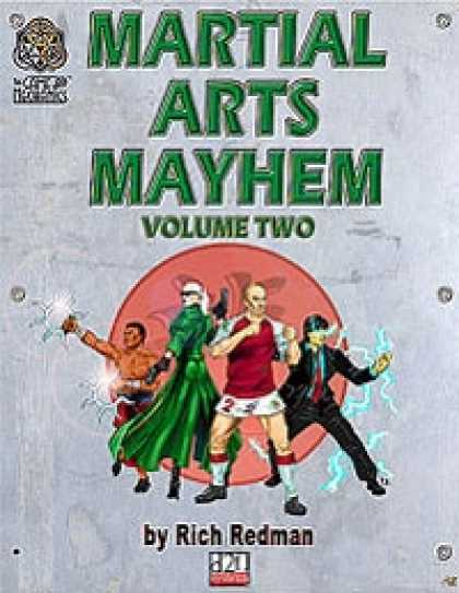 Role Playing Games - Martial Arts Mayhem, Volume Two
