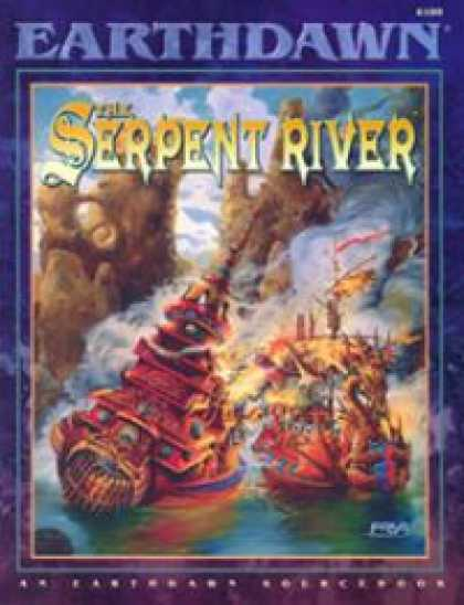 Role Playing Games - The Serpent River