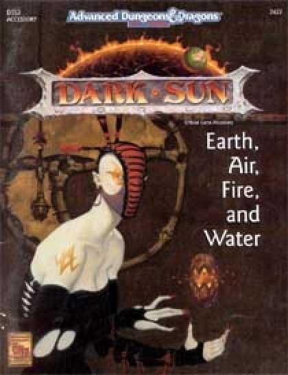 Role Playing Games - Earth, Air, Fire, and Water