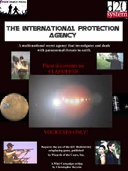 Role Playing Games - The International Protection Agency