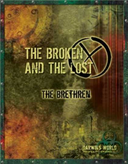 Role Playing Games - DW: The Broken And The Lost: The Brethren