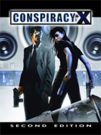 Role Playing Games - Conspiracy X 2.0