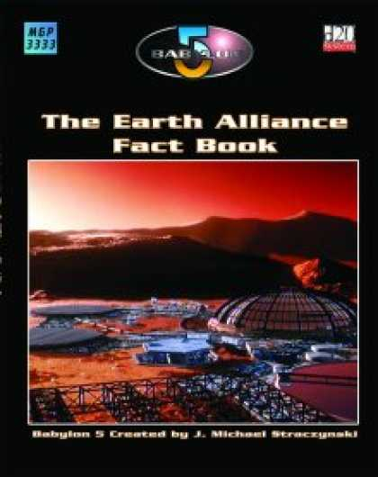 Role Playing Games - The Earth Alliance Fact Book
