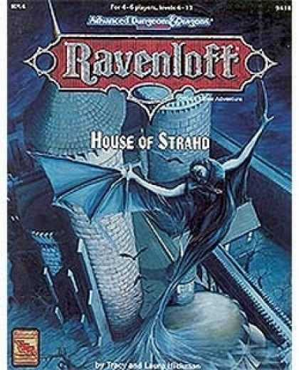 Role Playing Games - House of Strahd