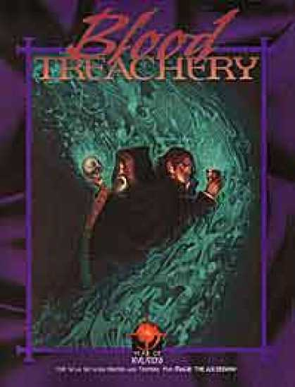 Role Playing Games - Blood Treachery