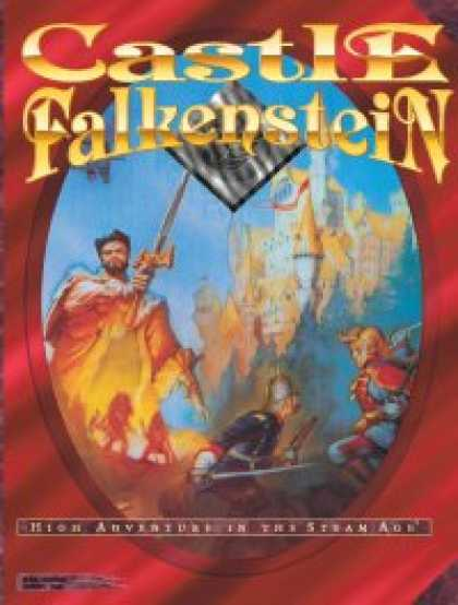 Role Playing Games - Castle Falkenstein