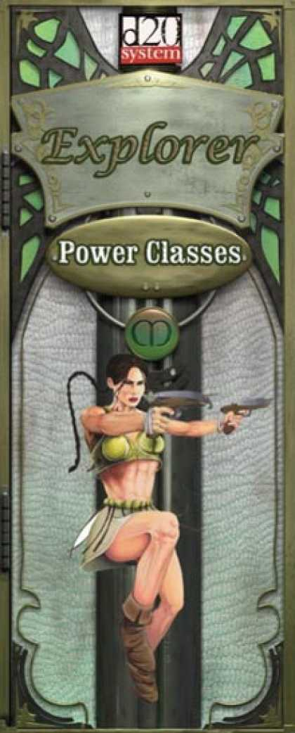 Role Playing Games - Power Class Explorer